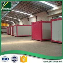 DESUMAN professional custom SGS time and labor saving assemble and disassemble container house