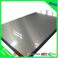 Top quality 304 316L 309S Mirror polished Stainless Steel Plate