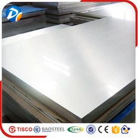 Alibaba best seller Hairline finish hot rolled 410 stainless steel sheet plate