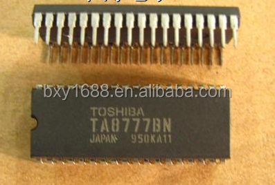 TV accessories TA8777 TA8777N TA8777BN IC amplifier chip DIP36