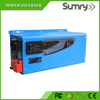 low frequency 12v 24v 48v dc to 230v ac 2000w pure sine wave inverter with pure copper transformer