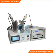 Dual-Head Magnetron Plasma Sputtering Coater system equipment for metalization - VTC-600-2HD