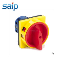 Saipwell Top Quality 3 speed rotary fan switch