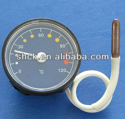 Capillary type Thermometer