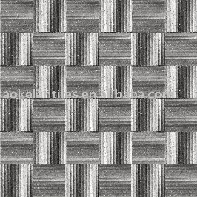 600X600mm Metallic Rustic metal roof floor tile