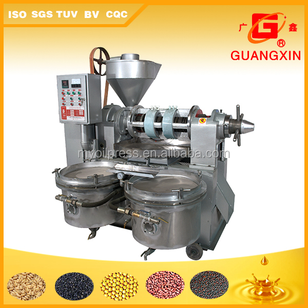 YZYX10WZ automatic oil machine for extraction soybean oil