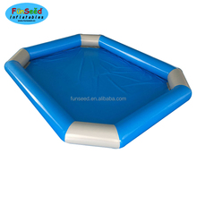 2017 Best Portable Water swimming inflatable pool rental