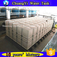 High Quality Chuangyi GRP Fiberglass Water Filter Tanks Price for Irrigation water/Fire-fighting water/Drinking Water Treatment
