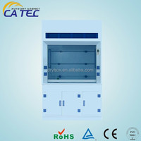 fume exhaustor, chemical test fume cabinet with PP worktop: CF1200