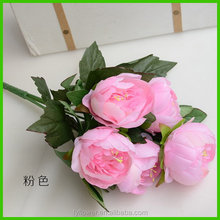 Top quality best selling artificial foam peony wedding flower
