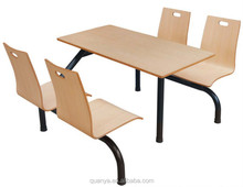 Hideaway dining table and chair set/Restaurant table and chair