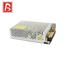BST triple output smps 230V AC to 125W DC 5V 12V 15V 24V enclosed industrial switch mode power supply