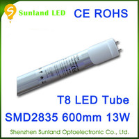 Double ended power supply 72pcs 1300lm SMD2835 AC85-265V 2014 f tube8 chinese sex led tube 8 china beauty