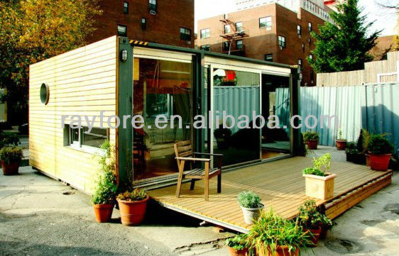 2013 well-design modular container house