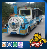 amusement park rides trackless train rides for sale