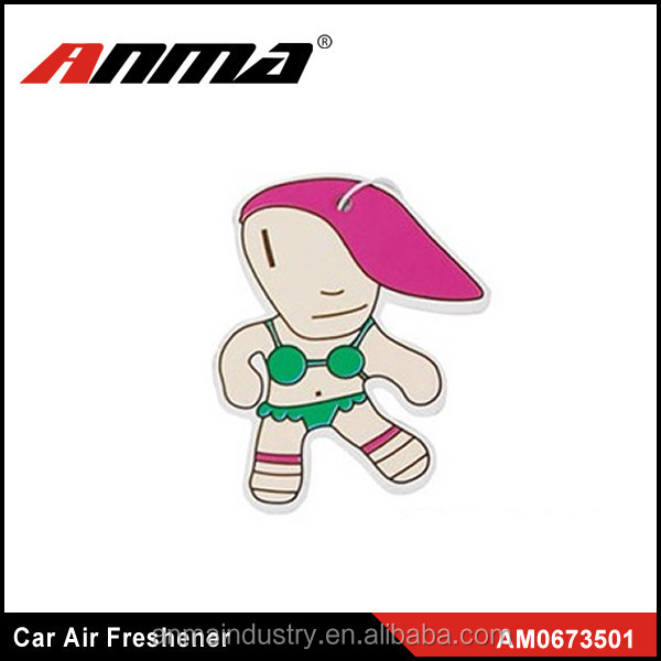 Colorful and Cute Car Perfume Air Freshener