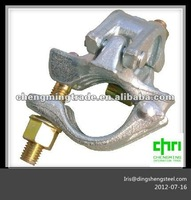 BS1139 Right Angel Coupler Safety Scaffold British/Drop Forged Double Coupler