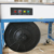 NEWEEK semi-automatic high-profile balers carton wooden box strapping machine