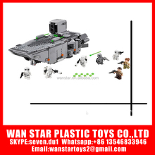 NEW TOYS!Starwar set LEPIN 05003 Warships trooper Spaceship Clone figures DIY Building Block Bricks Compatible With Decool