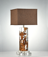 Natural design tree root table lamp modern classic table lamp Home decor T02G01