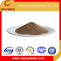 Superfine bronze powder soluble in nitric acid bronze powder