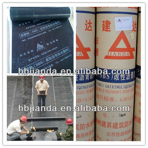 roofing felt adhesive for waterproof flooring