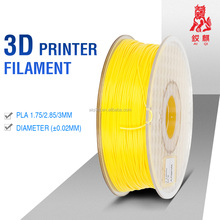 50 different Color option Filament plastic Rods 1.75mm 3.0mm ABS/PLA 3d Printing filament