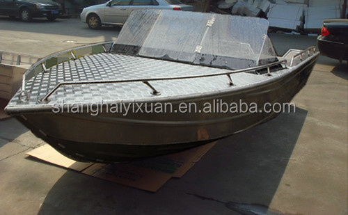 5.5m new type all-welded aluminum <strong>boat</strong>