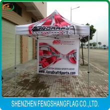 20X20ft waterproof 600d PU oxford folding tent 4x8