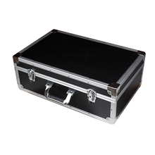 New Custom Transfer Box Strengthened Aluminum Tool Drum Flight Case
