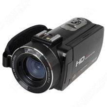 "Digital Video Camera Full HD 1080P Portable Camcorders DV 3.0"" Rotating LCD Touch Screen 16x Zoom 24MP Anti-shake Camcorder"