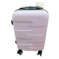 Manufacturer Low Price ABS Suitcase Travel