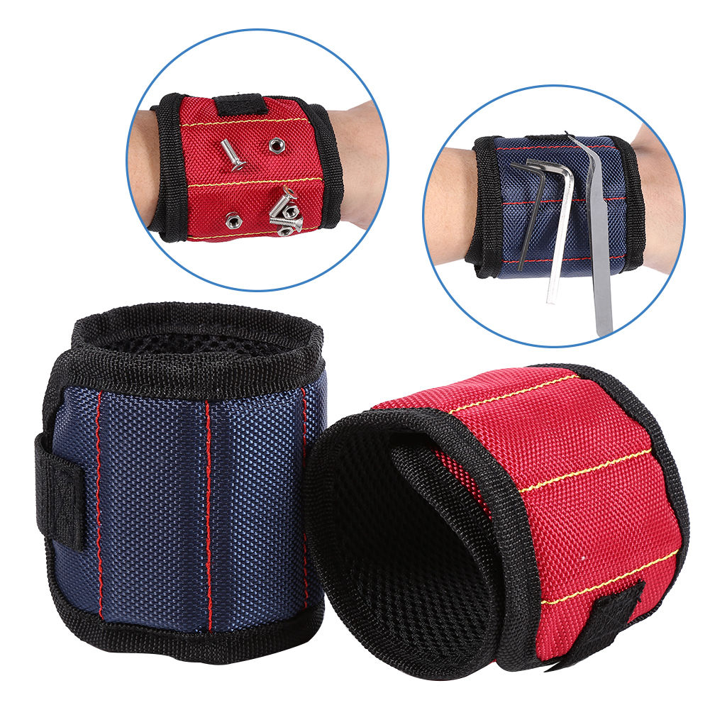 2018 New Magnetic Wristband for Holding Tools