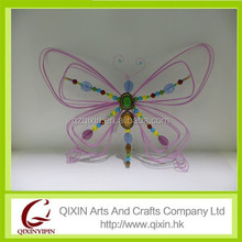 factory wholesale cheap beautiful metal butterfly for garden decoration