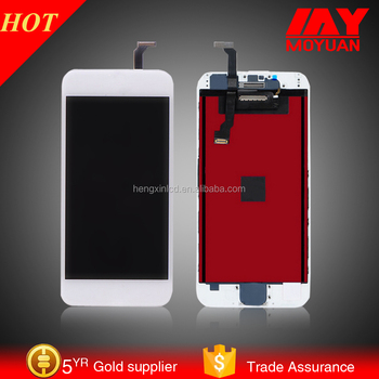 Alibaba express Replacement screen digitizer assembly for iphone 6 lcd digitizer .,for iphone 6 lcd touch screen display