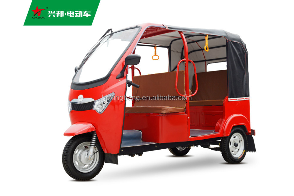 3 wheel bicycle auto rickshaw for passenger