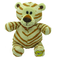 china made wholesale tiger animated toy