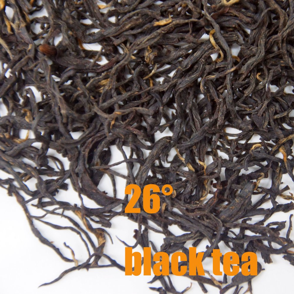 wholesale organic and pressure blooming tea black tea in bulk