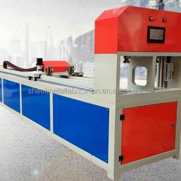 High precision CNC stainless steel tube punching machine