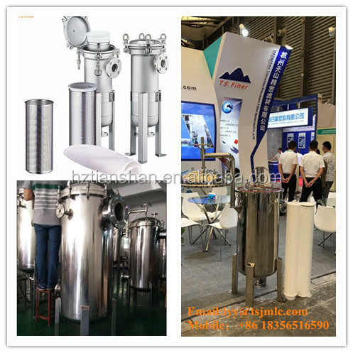 high flow bag filter housing CUNO Bag Filter Replacement for Indonesia market