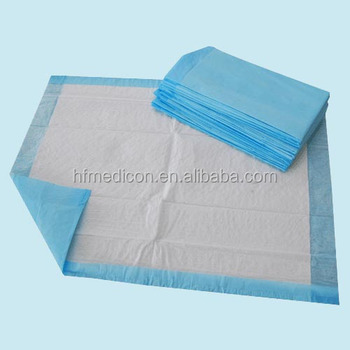 medical supplier super care disposable underpad for adults