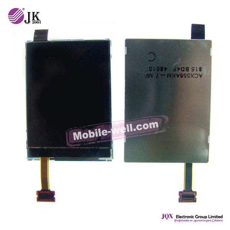 [JQX] Mobile Phone Lcd For Nokia lcd 6300 Original