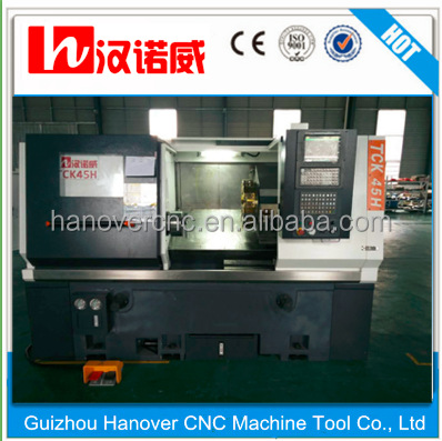 Heavy Duty cnc turning center with 8-station turret and taiwan 8'' chuck TSC45H