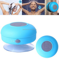 Bluetooth waterproof speaker wireless mini speaker handsfree bathroom Bluetooth music speaker