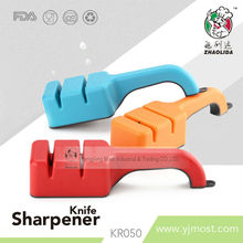 convenient and fast knife sharpener