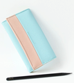 China Wholesale Cosmetic Pen Storage Bag Colorful Foldable Bag