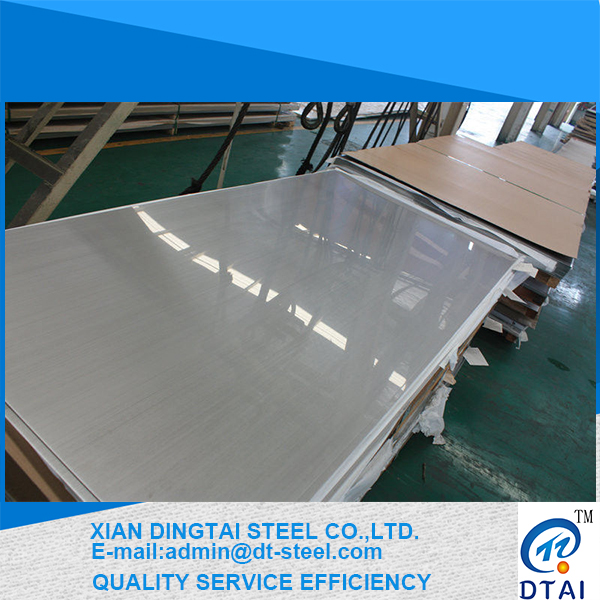 building materials using sus/aisi 304 2b stainless steel sheets