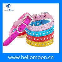 New Arrival Hight Quality Beautiful Cheap Fake Diamond Dog Collars