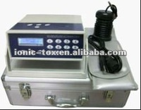 Ion Cleanse Foot bath with FIR belt for massage blood circulation machine