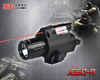 5mw red laser sight picatinny rail 20mm for hunting shooting ( BOB-JGSD)